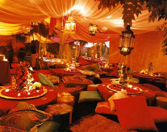 Downstairs moroccan den on pinterest tent moroccan - Moroccan themed living room ideas ...