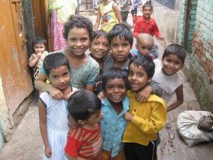 India, where a thousand smiles await you