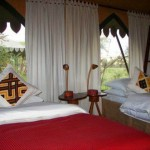 Get up close and personal with African wildlife on this tented safari for women in Tanzania