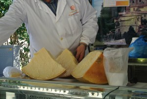 Cheese Anyone Cook in Tuscany